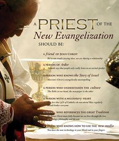 Father Barron's seven tips for New Evangelization