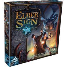Elder Sign, by Fantasy Flight Games