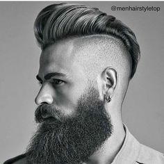#Menhairstyletop #toupe #hair #hair #hairstyle #haircut #hipster #hipsterstyle #hipsterhair #hipsterbeard #beard #beardstyle #longhair #longbeard #menwithclass #class #style #streetstyle #topknot #undercut #manbun #tattoo #tattoostyle #shortbeard #shorthair #pampadour #model #famous #street #wear