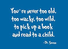 Nothing contributes more to a bright future than exposing a child to the joy of reading.