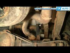 How To Install Replace Front Shocks Chevy Silverado GMC Sierra 00-06 1AAuto.com - YouTube