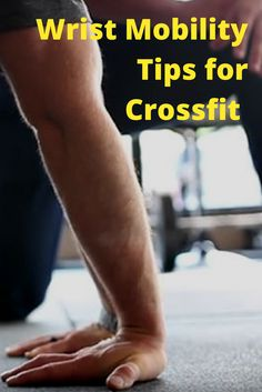 Wrist Mobility Tips for Crossfit with Ben Smith Visit http://crossfit-style.com/ for information about crossfit and cool trainings for beginners and pros