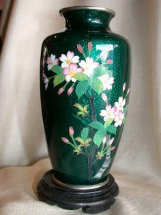 Cloisonne Vase - Oriental Antiques