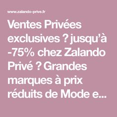 Ventes Privées exclusives ► jusqu'à -75% chez Zalando Privé ◄ Grandes marques à prix réduits de Mode et de chaussures. Inscription gratuite ! Flower Power, Engagement, Jewels, Bracelets, Fashion, House, Chic Dress, Places, Bangles