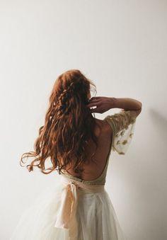Imagem de girl and hair