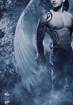 "((Play him)) He's a dark angel, very rare you know? He watches me from a far, but what does he know? He knows my life from beginning to end, he won't let my clock run out, he'd fill it up again. He loves to play mind games, especially with me, I hate when he does for its so mean. He stands there looking right at me as my heart drops to the floor and I gape in shock. ""What are you?"" I question. (Credit to @calee)"