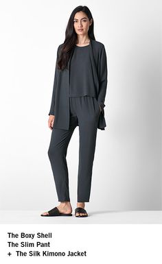 a2a1bf9170c 905 Best Eileen Fisher Outfits images in 2019