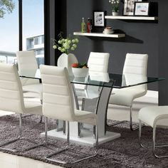 Florencine Dining Table | Wayfair.ca