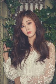 Jisoo (Lovelyz) - and the last of The Lovelyz, Jisoo who may be upgraded to No.7 if I change Yein's existing photo.  AMx