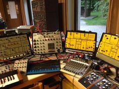 Electronic Music Instruments, Musical Instruments, Audio Studio, Dj Gear, Studio Gear, Drum Machine, Music Production, Sound Design, Nook