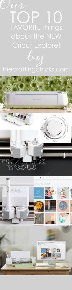 Want the hottest deets about the new Cricut that was unveiled just YESTERDAY...... #explorecricut