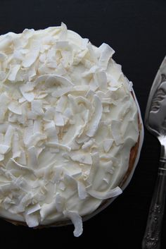 raspberries and cream: Torcik kokosowo - limonkowy