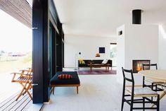 Architect Werner Mathies beautiful low energy type house!