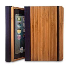 New  Bamboo iPad mini 2 Bookcase Bamboo Wood iPad by Primovisto