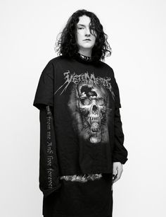 Laura Tanzer Photography Willy Vanderperre All clothing worn throughout Vetements fall/winter 16.