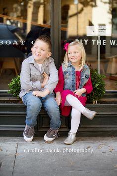 Family Photoshoot, Jackson Square, Downtown San Francisco, Caroline Pacula Photography