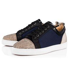 bc43402b2d0 Louis Junior P Strass Orlato Men s Flat Version Multi Strass Neo Mesh - Men  Shoes. Christian ...