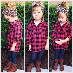 So cute! For fall  {I can just see our little Kinleigh when she is around 2 or 3 dressed like this!  :)  Oh sooo cute!}