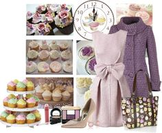 """""""Cupcakes and Cravings"""" by mellagrande ❤ liked on Polyvore"""