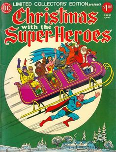 Christmas with the Super Heroes