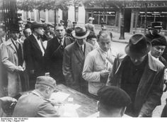 The German registration of Jews programme  was conducted with the assistance of the French authorities from the Vichy regime. Their ultimate destination was a concentration camp in eastern Germany or Poland. Their chances of surviving the war were slim. (not all which glitters in France is of beauty and deliciousness. Never forget Vichy!)