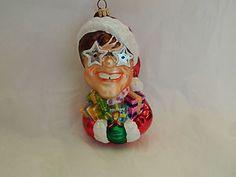 Christopher Radko Ornament Elton John | eBay