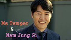 Drama Ms Temper & Nam Jung Gi