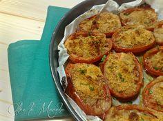 Pomodori gratinati, ricetta estiva | Oltre le Marche