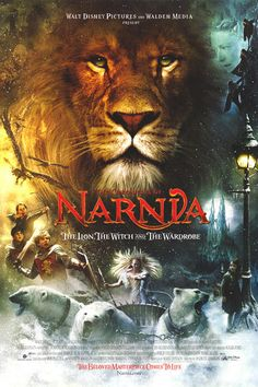The Chronicles Of Narnia: The Lion, The Witch and The Wardrobe. One of the best movies ever!