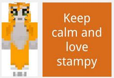 STAMPY CAT !!!!!!!!!!!!!!!!!!!!!!!!! LOVE'S IT