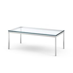 Florence Knoll Coffee Table - Rectangle | Knoll