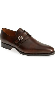 04a61b92a793 Sendra  Galway  Monk Strap Slip-On available at  Nordstrom Mens Dress  Loafers