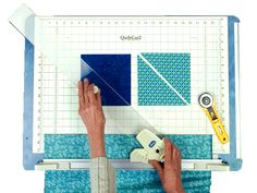 QuiltCut2: The All-in-One Fabric Cutter for Quilters