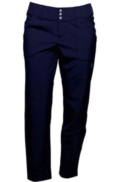 The Jofit Cropped Golf Pants is designed in our signature 4way stretch woven fabric with a classic fit that's tailored in a sleek silhouette. This deserves a space in your closet! #golf #pants #fashion #ootd #lorisgolfshoppe