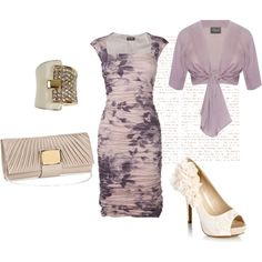 Oh, you fancy huh? I love it all!  This would be a fantastic outfit to wear as a wedding guest