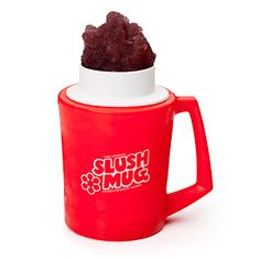 Turns you drinks into slush! this thing is AMAZING! My husband and I have them and then I got my bff/sister @Jazmin Viramontes and her boyfriend one each for Christmas and they love them too!! $9.99