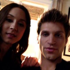 How Troian Bellisario (Spencer Hastings) and Keegan Allen (Toby Cavanaugh) start a kissing scene. PLL behind the scenes Pretty Little Liars, Troin Bellisario, Toby Cavanaugh, Spencer And Toby, Bingo Bonus, Liar Game, Kissing Scenes, Keegan Allen, Janel Parrish