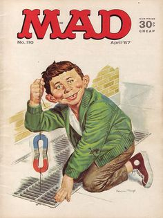 Mad Magazine Covers Gallery - Bing images