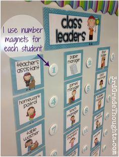 3rd Grade Thoughts: class management
