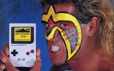 Warrior with a Gameboy