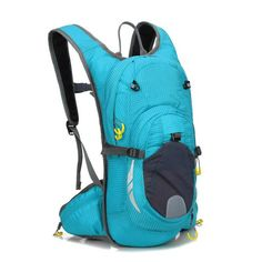 FEEL PIONEER Breathable Waterproof 15L Large Capacity Cycling Backpack (6 Colors)