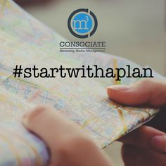 Start with a plan.