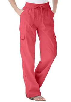 db19814cae4 Pants with convertible length