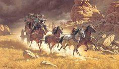 cowboy+artists+of+america | Saturday art: The anti-fifi manly cowboy art...
