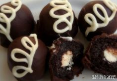 Hostess Cupcake cake balls. These might make it worth giving cake balls another try!