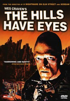 The Hills Have Eyes (1977) Movie Poster
