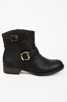 Ankle Boots--flattering for long legs