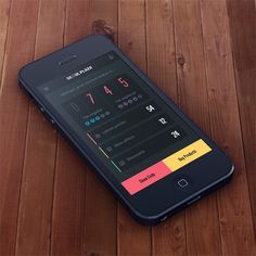 The Ultimate Trends for UI Inspiration: Animated Concepts, Menus, SVG graphics and more - Image 38 | Gallery