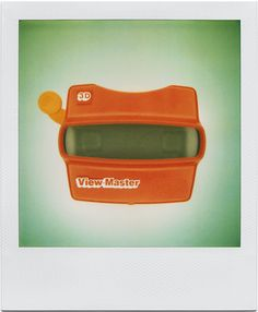 I know a woman who was married in the 60's and her photographer put some of her pix on a View Master!  It's so cool!