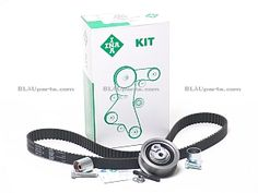 Blauparts' Audi A4 timing belt kit makes 2.0 Turbo A4 timing belt replacement easy! Years of Audi A4 timing belt repair experience saves you money with our superior 2.0 Turbo Audi A4 timing belt kit.